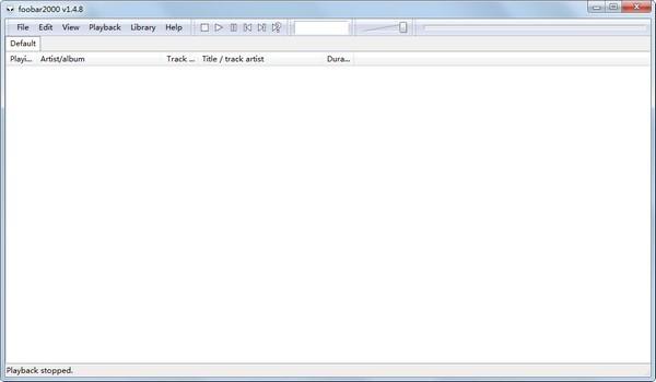 Foobar2000(éŸ3ä1æ'-放器) v1.5.0官æ–1版1